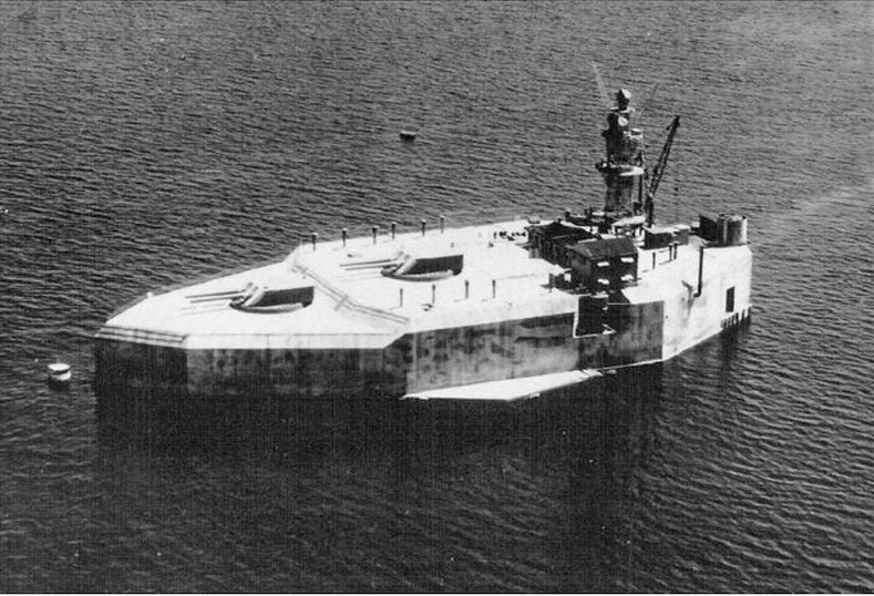 Fort Drum Was Also Known As Concrete Battleship Of El Fraile