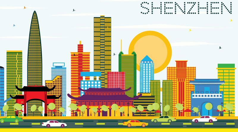 Shenzhen Has Offered Tax Breaks For Encouraging Tech Innovation