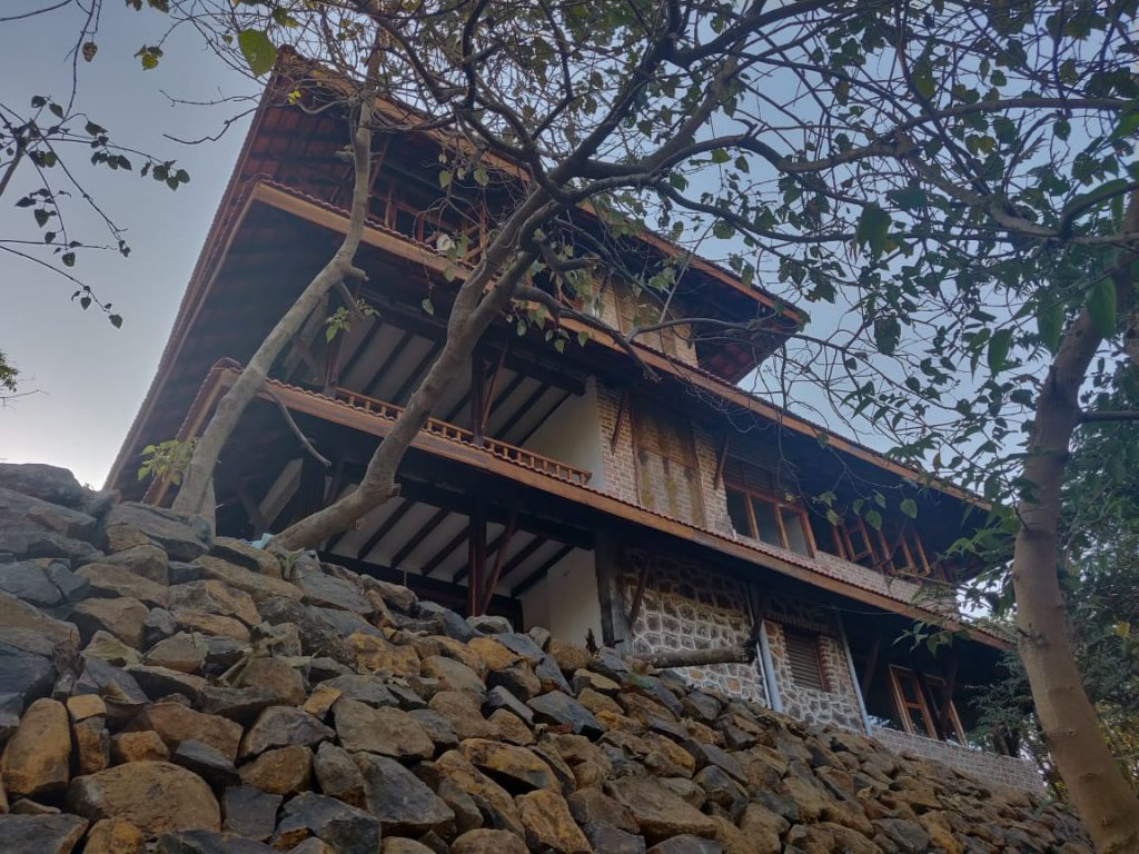 The Houses Built By Dhruvang & Priyanka Don't Require Fans Or AC