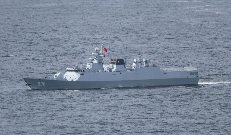 People's Liberation Army Navy Has More Warships Than The US Navy