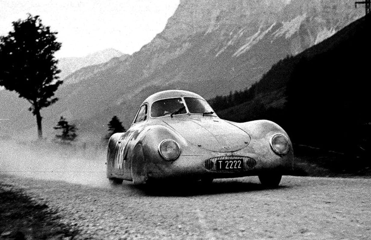 The Original Porsche Type 64 Will Be Auctioned In August At Monterey