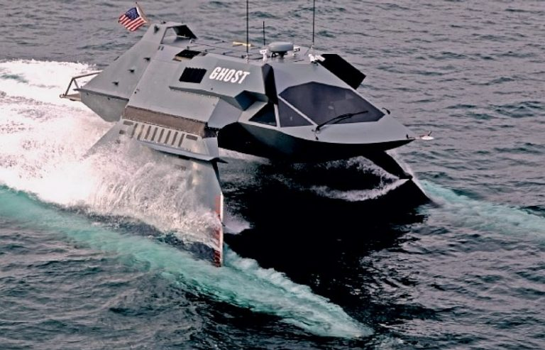 The Future Of Littoral Combat Is The Ghost By Juliet Marine Systems
