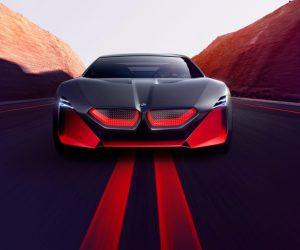 BMW Unveiled Its Latest Concept Car, BMW Vision M Next