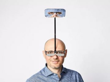 Dominic Wilcox Created Periscope Glasses For Shorter People