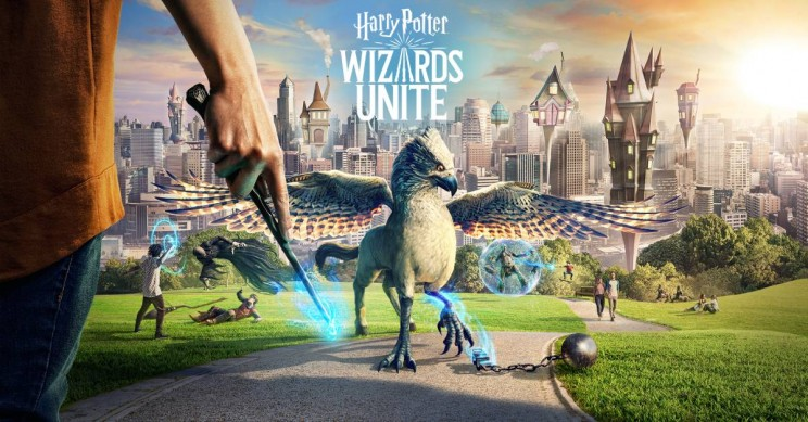 Harry Potter: Wizards Unite Generated $300K In 24 Hours
