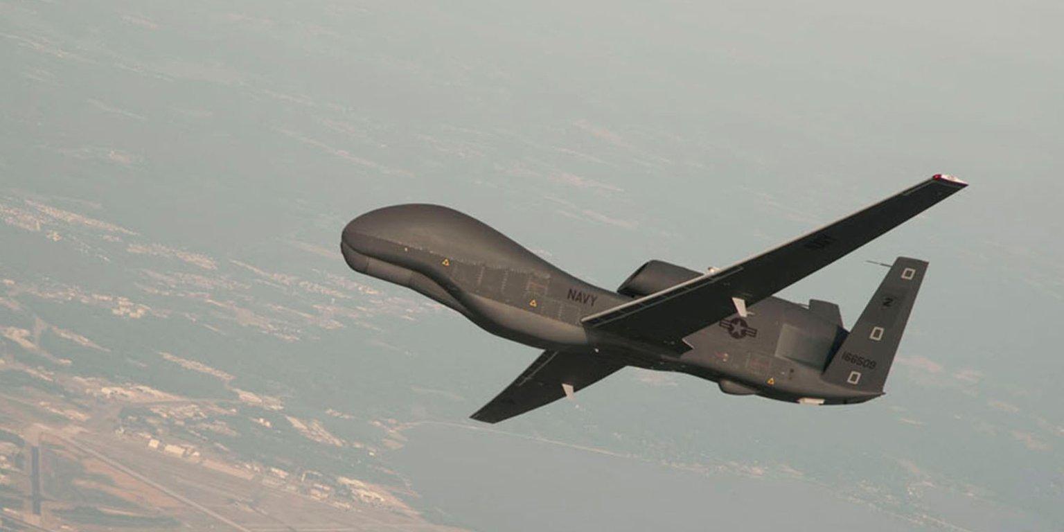 Iran Shot Down US Military's Global Hawk Worth $123 Million