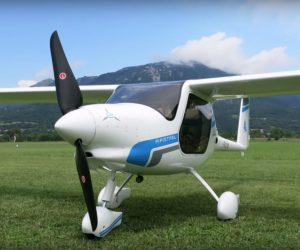 Pipistrel Alpha Electro Can Fly For 160 Kilometers For $5 Only