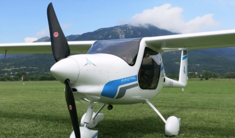 New Pipistrel Alpha Electric Plane Can Fly For 160 Kilometers For $5 Only