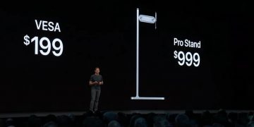 Apple Has Unveiled The Pro Stand For The Price Of $1,000