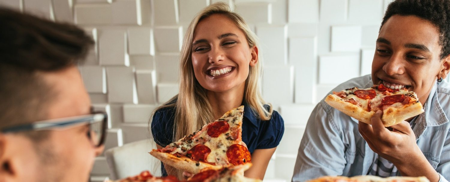 Curry Pizza Company Offers Free Pizza If You Give Up Your Phone