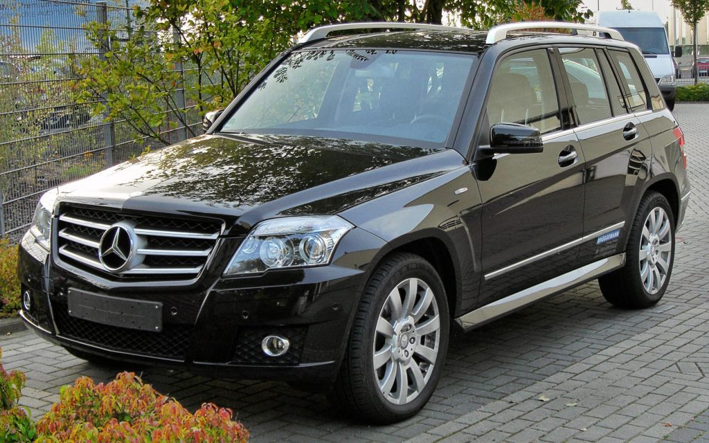 Daimler Will Be Recalling 60,000 Mercedes Benz GLK 220 Diesel Cars