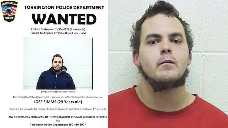 Jose Simms Turned Himself In After Wanted Poster Reaches 15K Likes