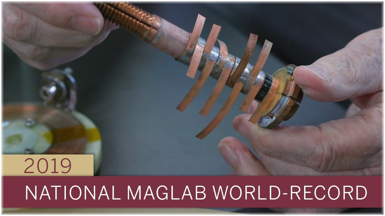 MagLab Has Created The Most Powerful Continuous Magnetic Field