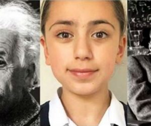 Tara Sharifi Is 11 Years Old & Has The Highest Mensa IQ Score