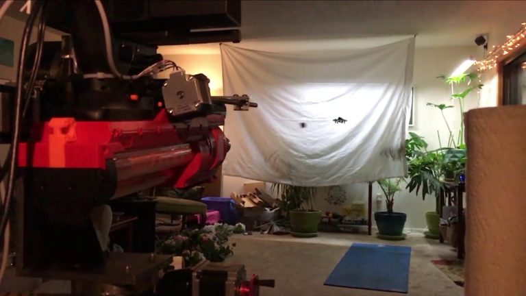 Drew Pilcher Has Created A DIY Nerf Gun Turret That Took Down A Drone