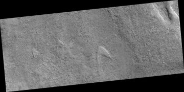 Mars Orbiter Took Pictures Of Star Trek Logo On Mars