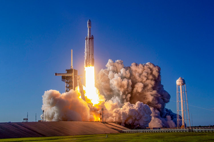 SpaceX's Space Test Program-2 Will Be Carrying Ashes Of 152 Persons
