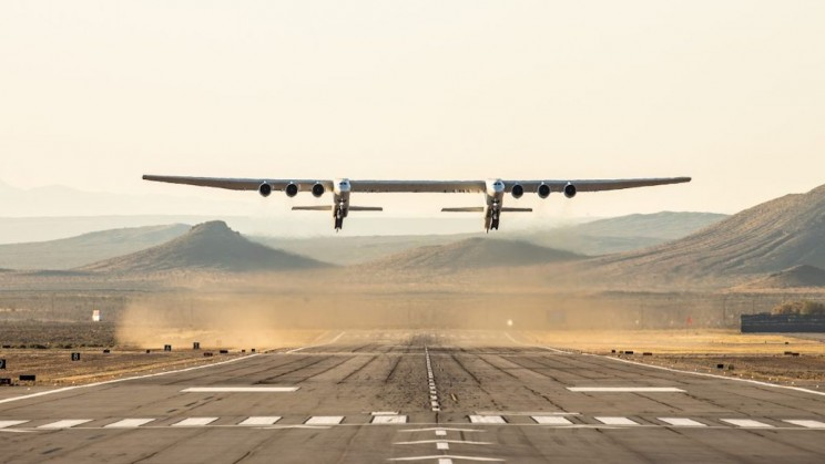 Stratolaunch Airplane Might Be Grounded Just After Its First Flight