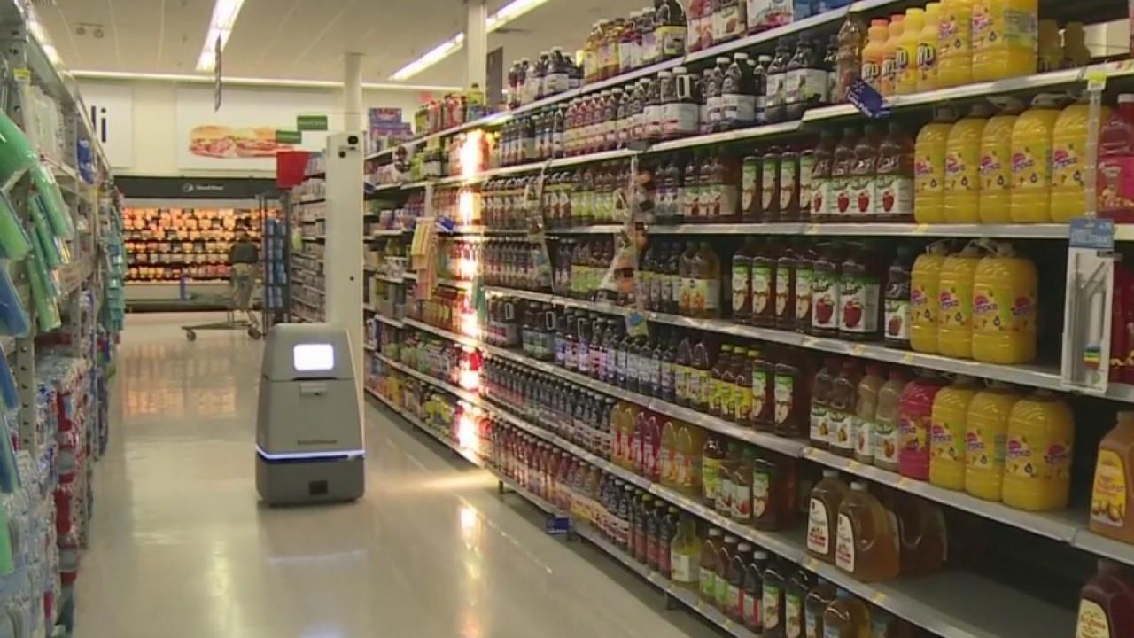 Walmart Employees Are Not Fans Of Bossa Nova Robots