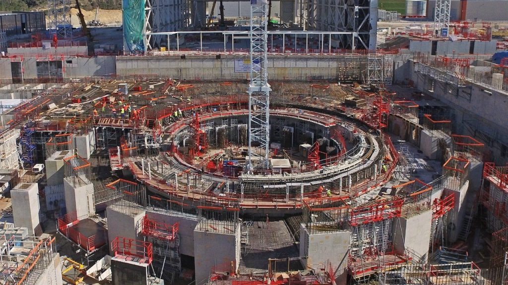 The ITER Fusion Reactor Will Be Complete In 2035