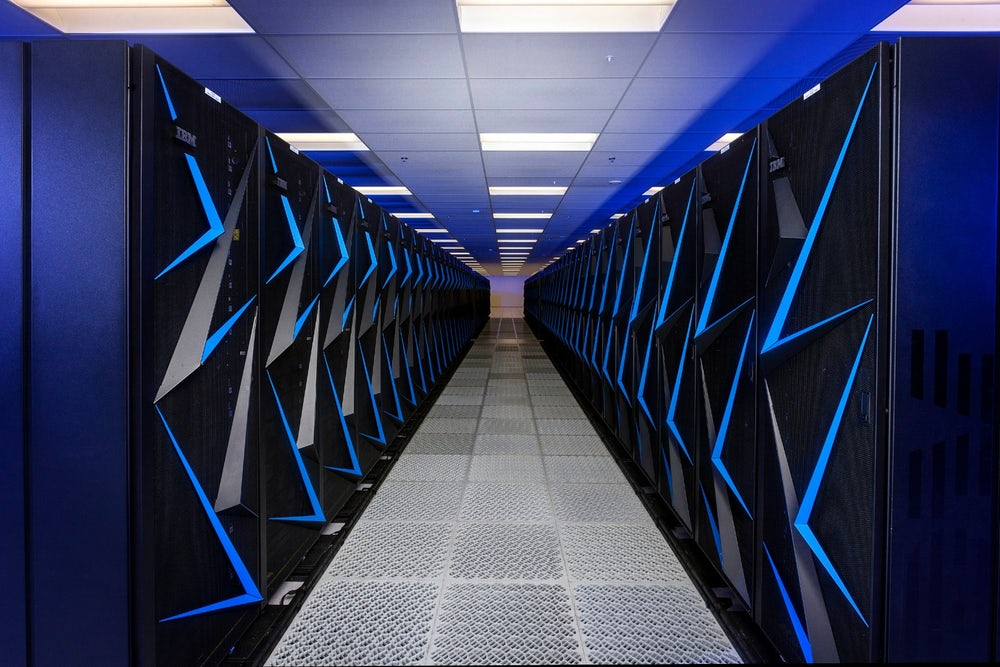 Top 500 Most Powerful Supercomputers List And The US
