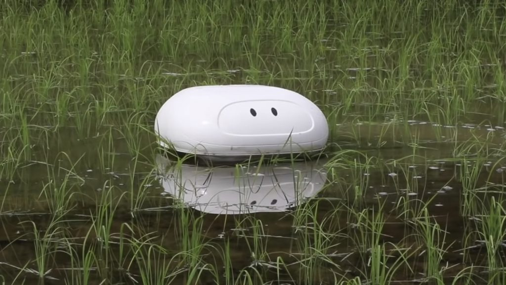 Aigamo Robot Is The Robotic Duck That Will Save Rice Farming In Japan
