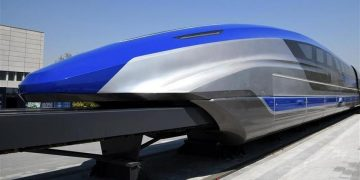 China Railway Rolling Stock Corporation Has A Prototype Maglev Train