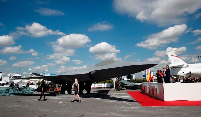 Dassault Just Unveiled The World's First 6th Gen Fighter Jet – FCAS