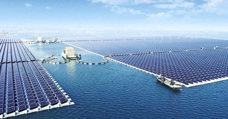 Floating Solar Plants Are Becoming More And More Common