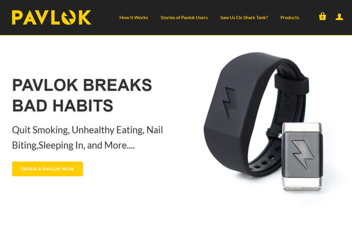 Pavlok Bracelet Will Zap You Every Time You Succumb To Bad Habits