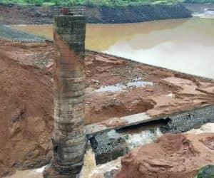 Crabs Are Responsible For Tiware Dam Breach Says Tanaji Sawant
