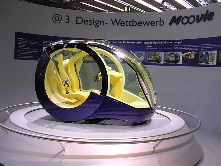 Weird Concept Cars That Will Leave You Shocked And Amazed