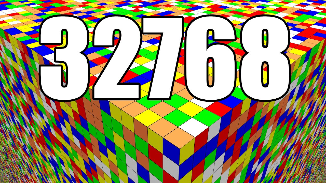 Computer Solved This Rubik's Cube In 2,706 Hours