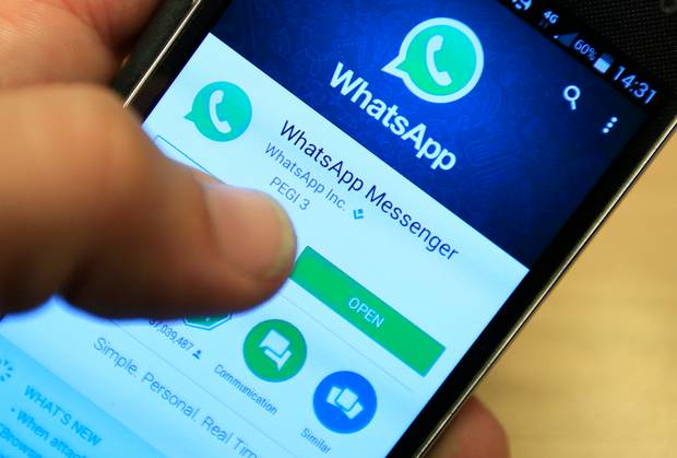 Hackers Are Using WhatsApp To Gain Access To Smartphones' OS