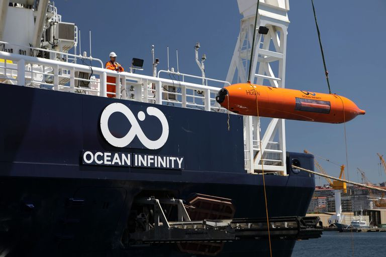 Seabed Constructor Has Found A Submarine That Was Lost 50 Years Ago