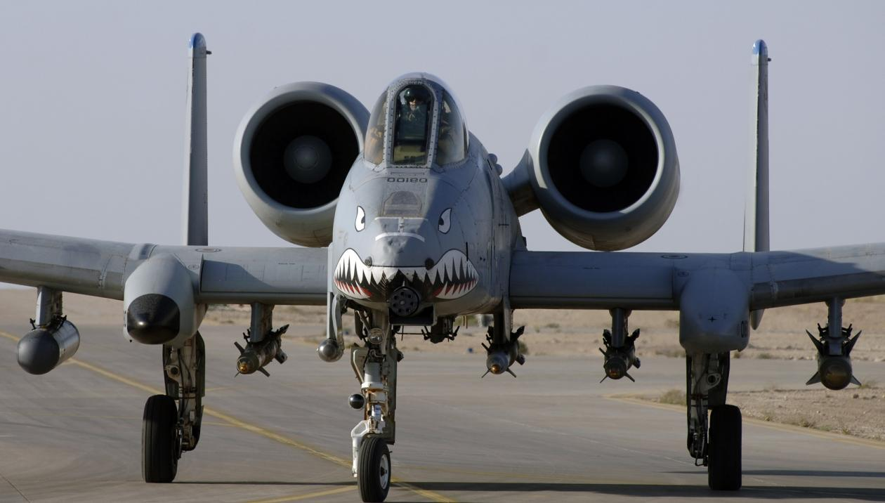 A-10 Warthog Uses This Smart Trick To Deceive Anti-Air Defenses
