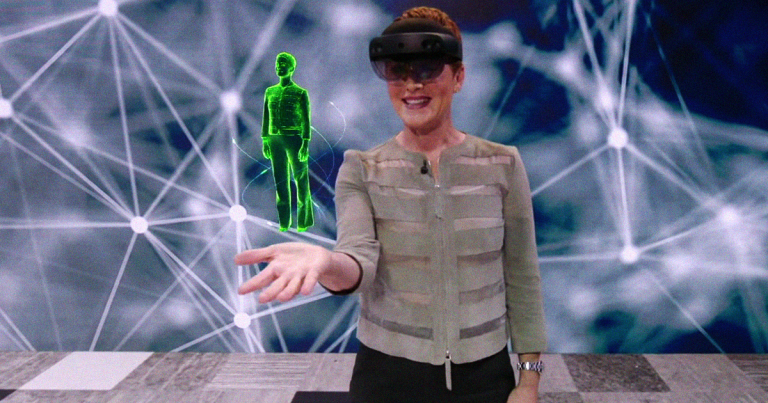Check Out Microsoft's Latest Hologram Speak In Japanese