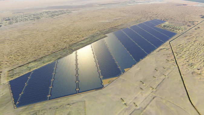 Noor Abu Dhabi Is The Largest Individual Solar Park In The World