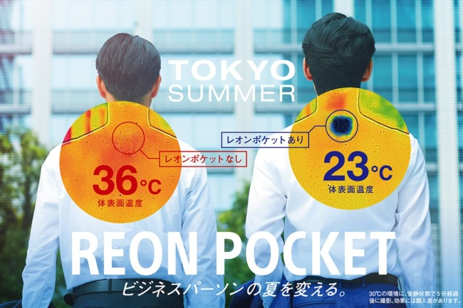 Sony's New Wearable Air Conditioner Goes By The Name Of Reon Pocket