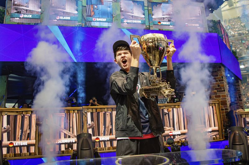 Teen Wins $3 Million In Fortnite World Cup Finals Held In New York