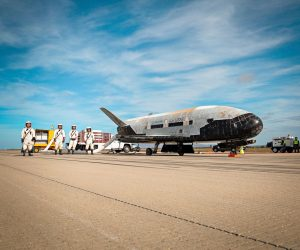 This Is How X-37B Can Disappear Without Leaving A Trace