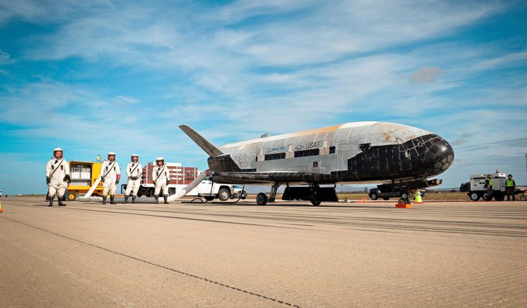 This Is How US Airforce's New X-37B Can Disappear In Space Without Leaving A Trace