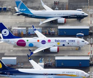 Boeing Has Run Out Of Space To Park The Grounded 737 MAX 8 Jets
