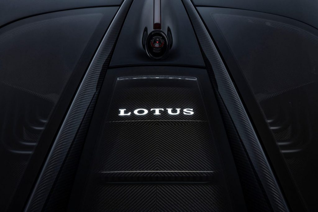 Lotus Evija Is The World's Most Powerful Production Car