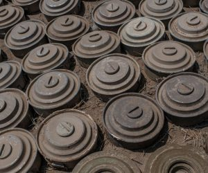 Smarter Land Mines Are Being Developed To Prevent Civilian Casualties