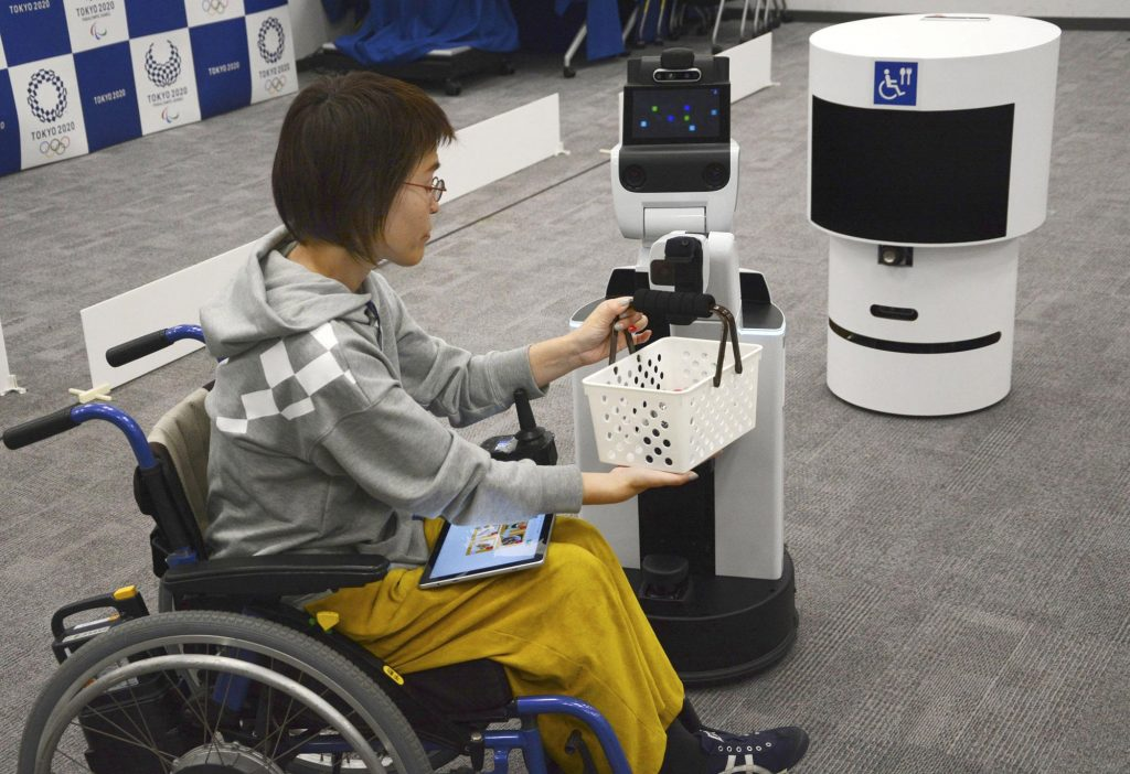 Tokyo 2020 Robot Project Is All Set For 2020 Tokyo Olympics