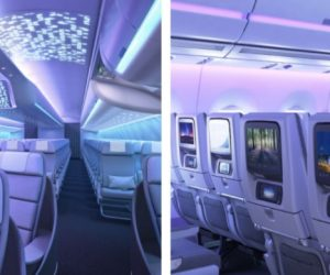 A330neo Airspace Is The New Interior Space By Airbus For A330