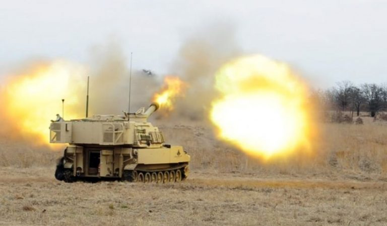 US Army's New Artillery Shells Will Be Guided Using AI