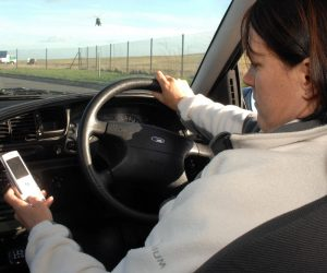 Drivers Killing While Using Mobile Phones To Get Lifetime In Jail