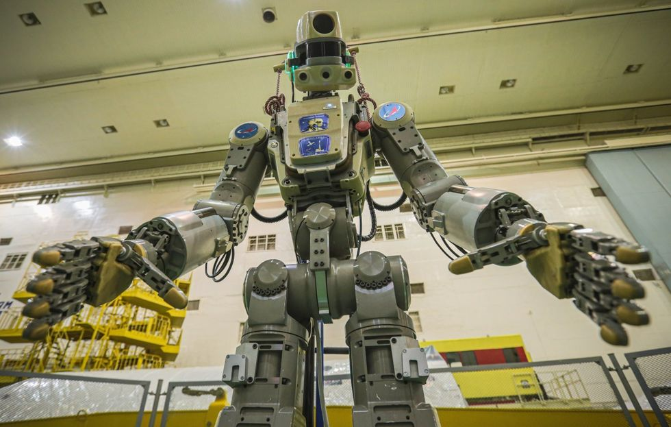 Fedor Is The Robot That Russia Has Sent To The ISS